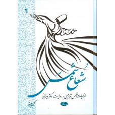 شعاع شمس : غزلیات شمس تبریزی به روایت دکتر دینانی (جلد دوم)