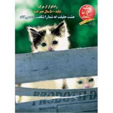 نسخه الکترونیک مجله اطلاعات هفتگی شماره 3100