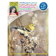 نسخه الکترونیک مجله اطلاعات هفتگی شماره 3418